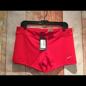 NWT Nike Dri-Fit Womens perf volleyball shorts